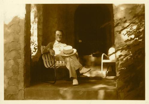Aubra Pendleton Hoppers 1938-sepia